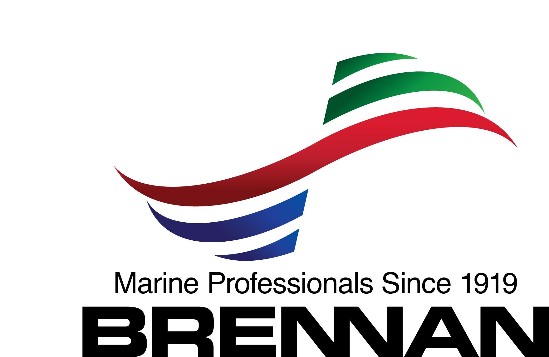 Brennan Logo Wave_Brennan Stacked w Tagline