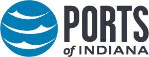 Ports of Indiana logo
